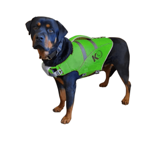 K9 Aquafloat Life Jacket - Green