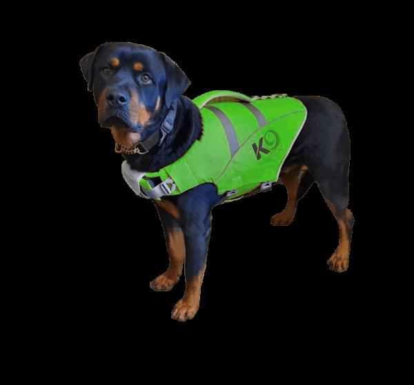 K9 Aquafloat Life Jacket - Green