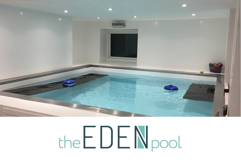 The Eden Canine Hydrotherapy pool