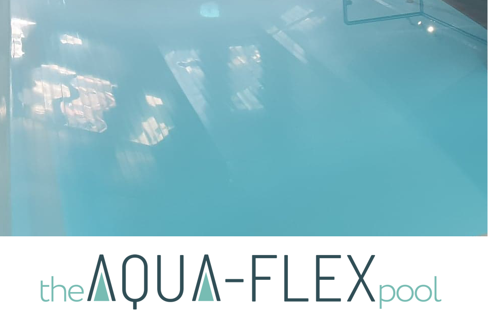 The Aquaflex hydrotherapy pool, more information coming soon