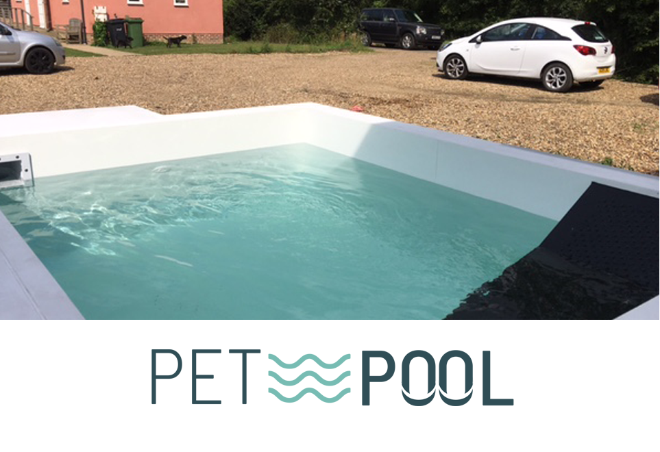 The Home use pool, perfect for use at home