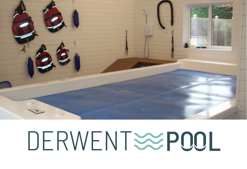 The Derwent Hydrotherapy pool for animals